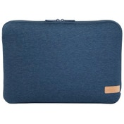 """Hama """"Jersey"""" Notebook Sleeve, up to 44 cm (17.3""""), blue"""