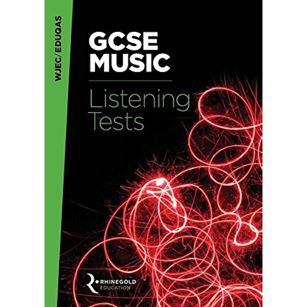 WJEC / Eduqas GCSE Music Listening Tests by Music Sales Ltd (Paperback, 2016)