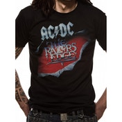 AC/DC - Razors Edge Unisex Small T-Shirt - Black