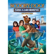 Scooby Doo Curse of the Lake Monster DVD