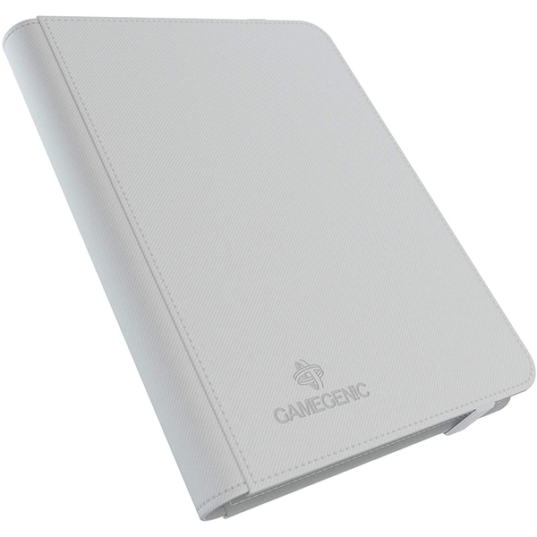 Gamegenic Prime Album 8-Pocket - White