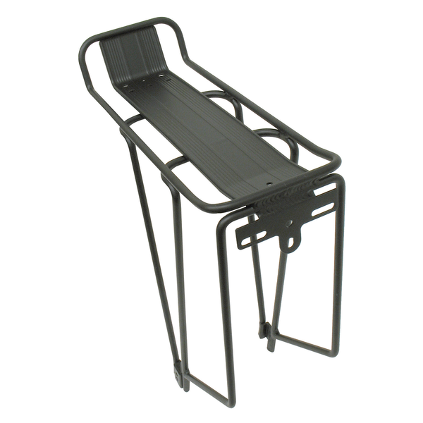 ETC Alloy Carrier with Bag Support - Black