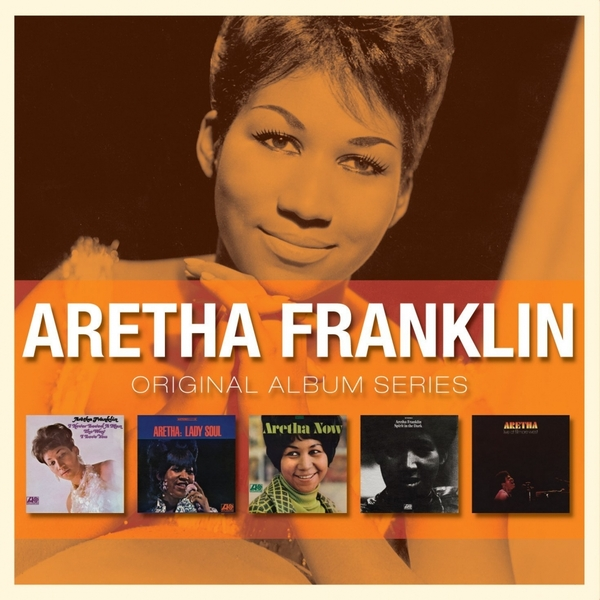 Aretha Franklin - Original Album Series Box set CD