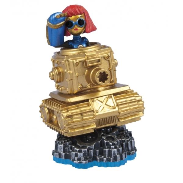 Heavy Duty Sprocket Figure (Skylanders Swap Force) Tech Character Figure