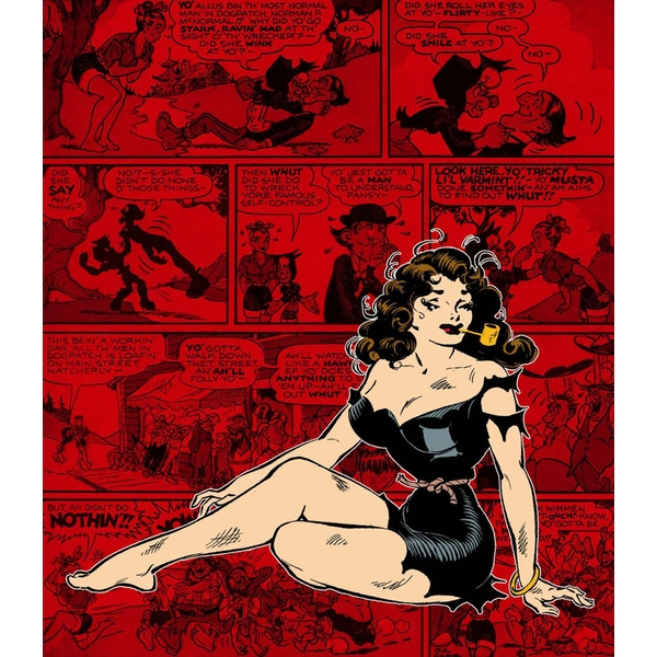 Al Capp's Li'l Abner: The Frazetta Years Volume 1 (1954-55) Hardcover