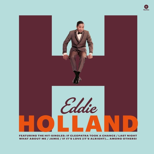 Eddie Holland - First Album Vinyl