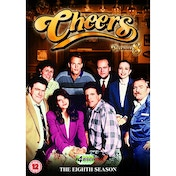 Cheers Series 8 DVD