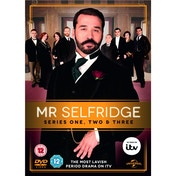 Mr Selfridge - Series 1-3 DVD