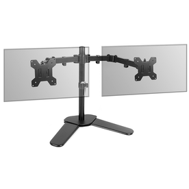 Dual Arm Monitor Stand | M&W
