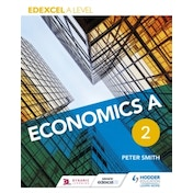Edexcel A level Economics A Book 2 by Peter Smith (Paperback, 2015)
