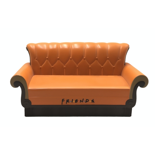 Friends Couch Bank Bust