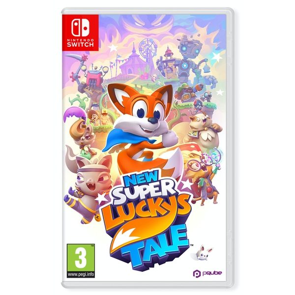 New Super Lucky's Tale Nintendo Switch Game