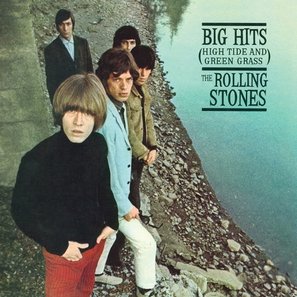 The Rolling Stones ‎– Big Hits (High Tide And Green Grass) Vinyl