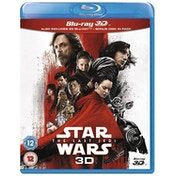 Star Wars: The Last Jedi Blu-ray 3D