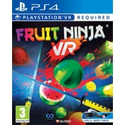 Fruit Ninja PS4 Game (PSVR Required)