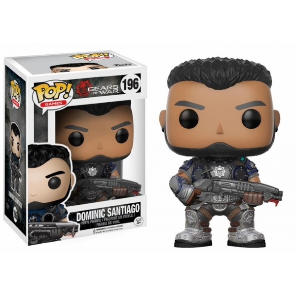 Dominic Santiago (Gears of War) Funko Pop! Vinyl Figure