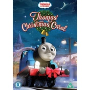 Thomas & Friends: Thomas' Christmas Carol DVD