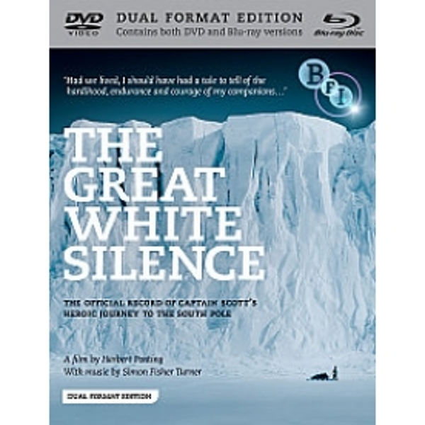 Great White Silence Blu-Ray & DVD