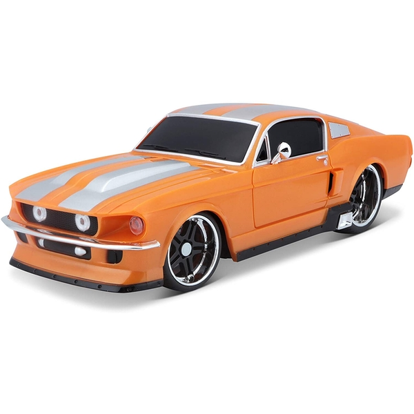 Radio Remote Controlled Ford Mustang GT