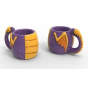 Official Spyro The Dragon 3D Mug
