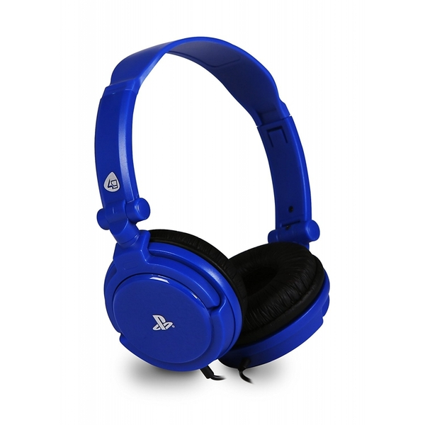 Image of PRO4-10 Stereo Gaming Headset - Blue (PS4/Playstation Vita)