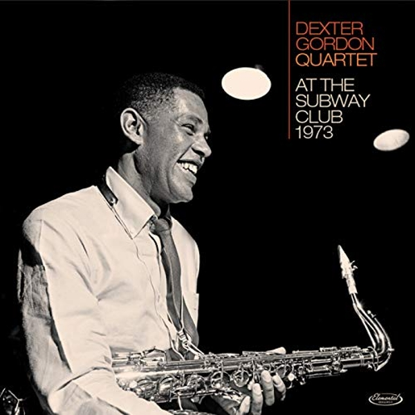 Dexter Gordon - At The Subway Club 1973 Vinyl