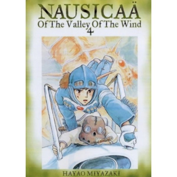 Nausicaa of the Valley of the Wind, Vol. 4 : 4