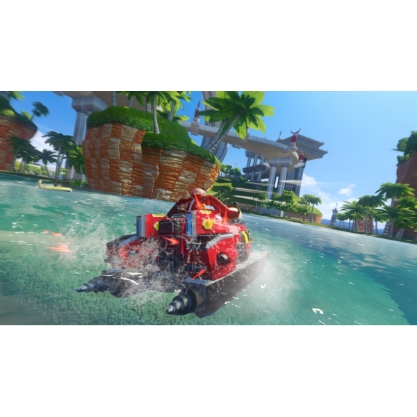 Sonic & All-Stars Racing Transformed Game PS Vita - Image 3