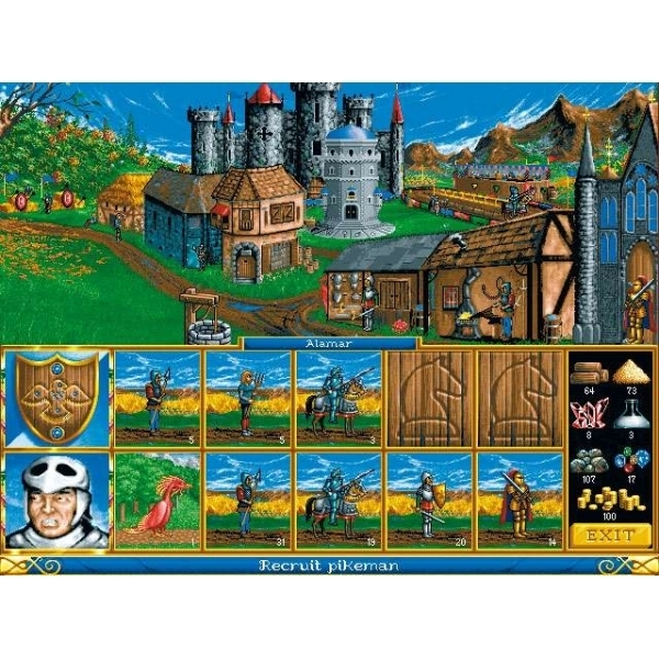 Heroes Of Might and Magic Collection (Exclusive) Game PC - Image 4