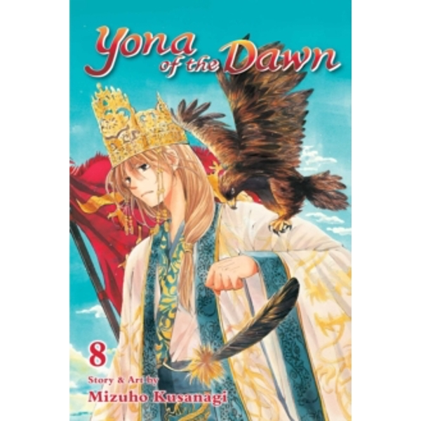 Yona of the Dawn, Vol. 8 : 8