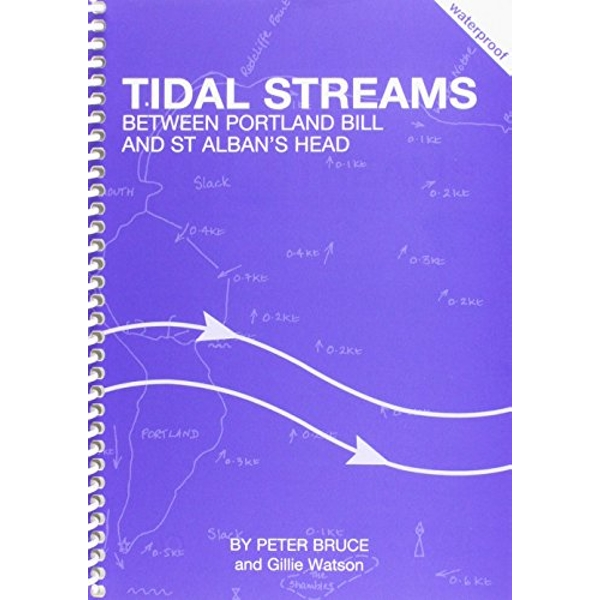 Tidal Streams Between Portland Bill and St Alban's Head  Spiral bound 2012