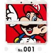 New Nintendo 3DS Cover Plates No 001 Mario Faceplate