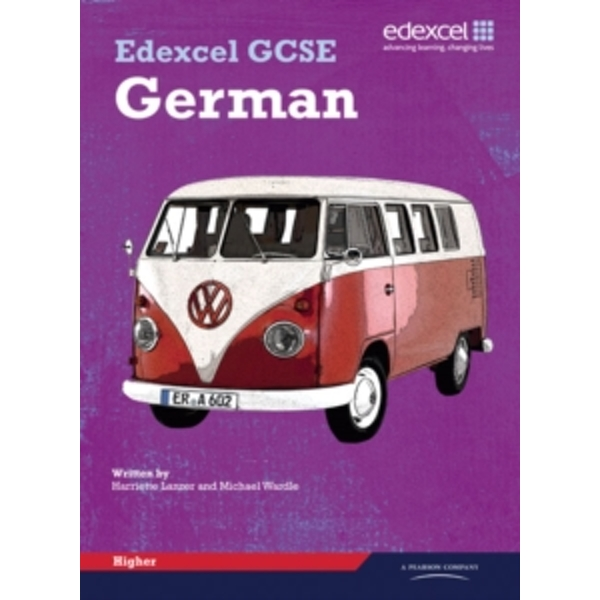Edexcel GCSE German Higher Student Book by Michael Wardle, Harriette Lanzer (Paperback, 2009)