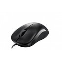 Rapoo N1130 Wired Optical Mouse Black