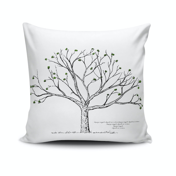 NKLF-269 Multicolor Cushion Cover