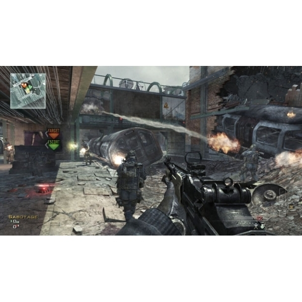 Pre-owned Call Of Duty 8 Modern Warfare 3 Game Xbox 360 - Image 5
