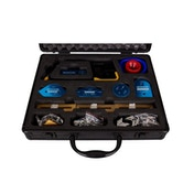 Monsoon Hardline All Pro Deluxe Bender Kit 3/8 x 1/2 (13mm) - With Deluxe Carry Case