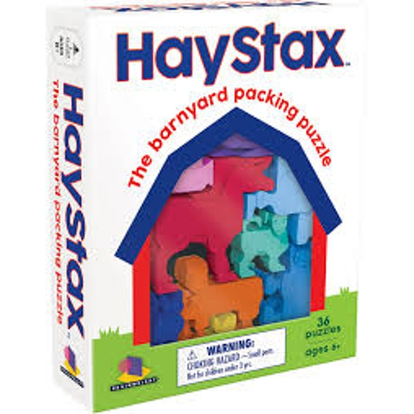 Hay Stax Puzzle Game