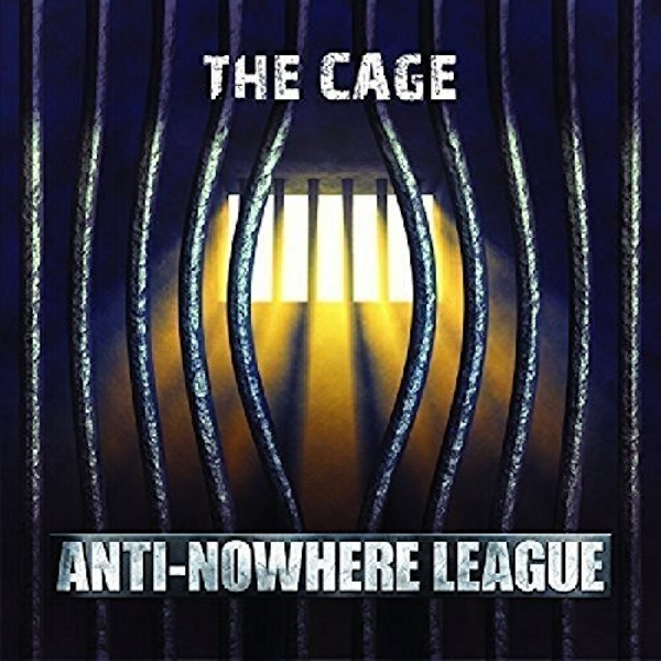 Anti-Nowhere League - The Cage Vinyl