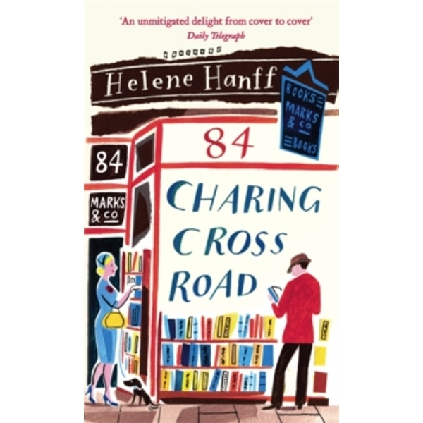 84 Charing Cross Road by Helene Hanff (Paperback, 1982)