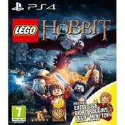 LEGO The Hobbit (With Bilbo Baggins Figure) PS4 Game