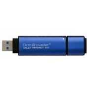 Kingston DataTraveler Vault 4GB USB 3.0 Flash Drive Privacy Edition