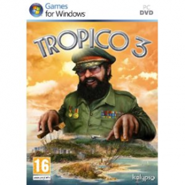 Tropico 3 Game PC