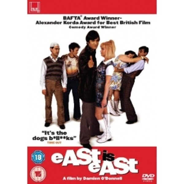 East Is East DVD