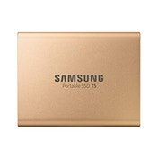 Samsung T5 500GB External Solid State Drive Rose Gold