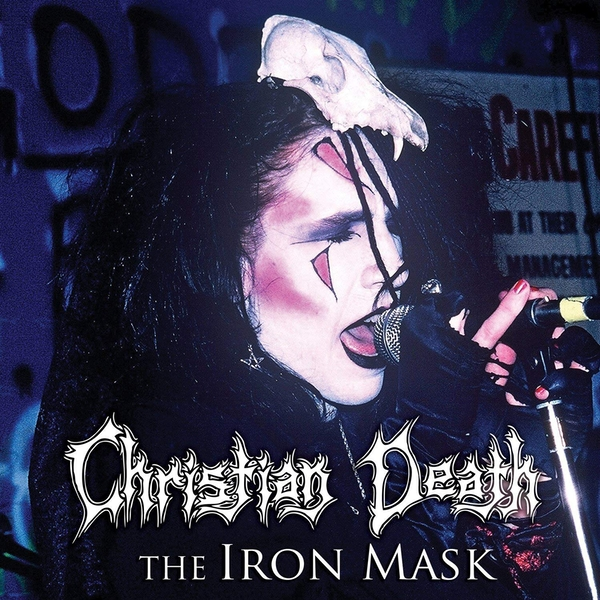 Christian Death - Iron Mask Vinyl