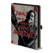 The Walking Dead - Negan & Lucille Notebook