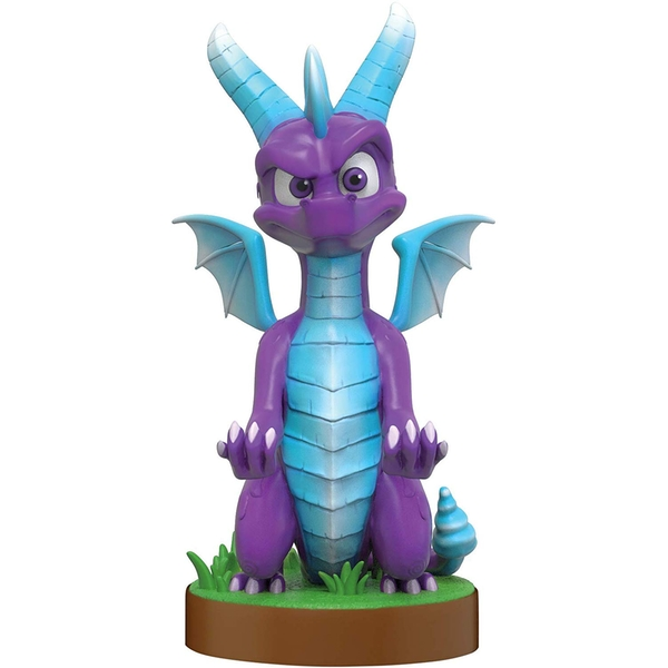 Spyro Ice (Spyro the Dragon) Controller / Phone Holder Cable Guy