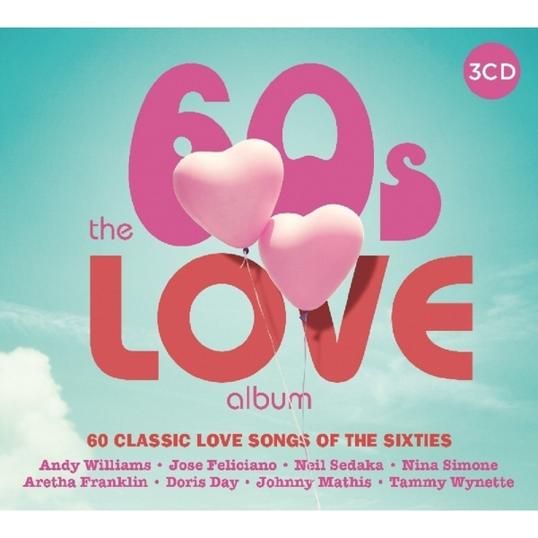 Various Artists - 60s Love Album CD