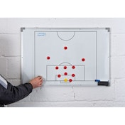 PT Double-Sided Soccer Tactics Board 60x90cm